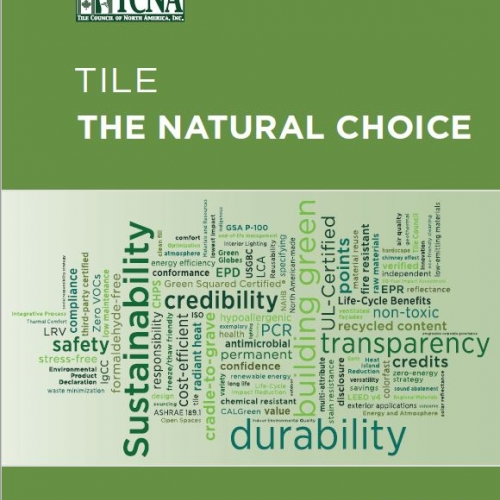 Tile: The Natural Choice 2019 Edition