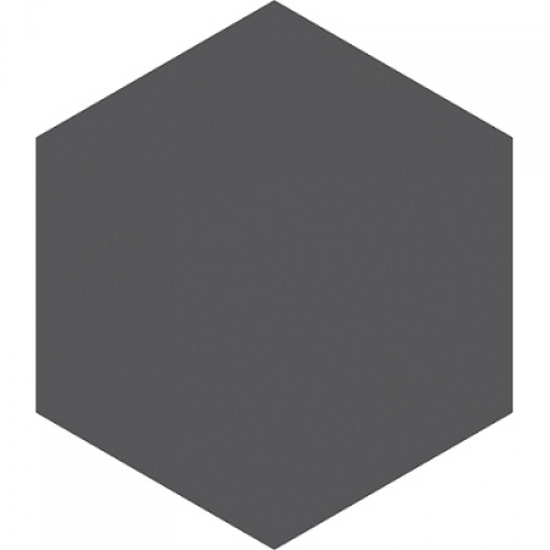 HOME HEXAGON BLACK