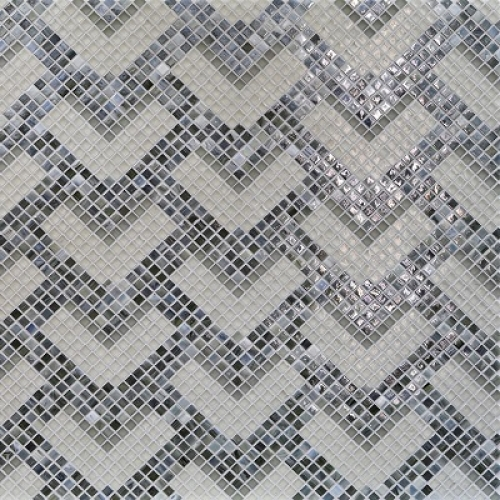 Textile Normandie Deco Flannel Mixed