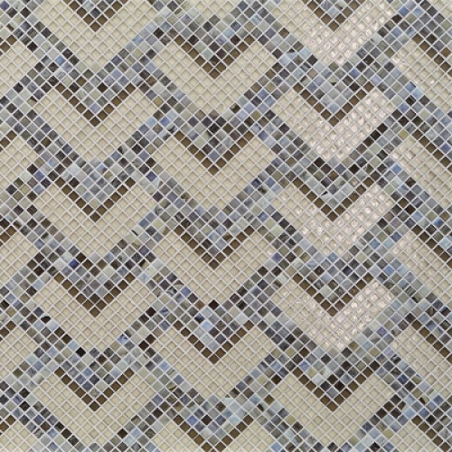 Textile Normandie Deco Mica Mixed