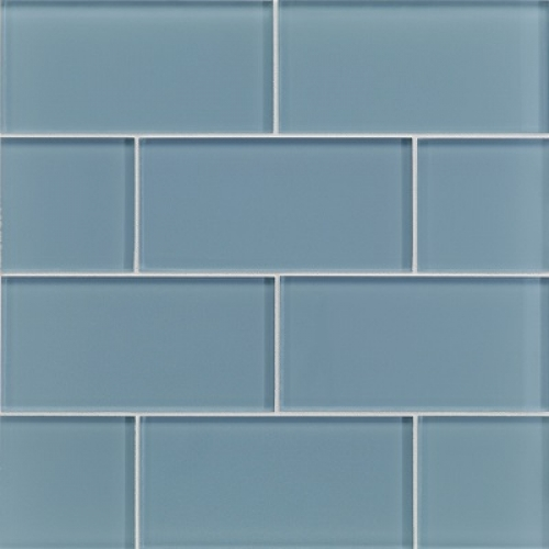 Tomei 3x6 Wedgewood Blue Natural