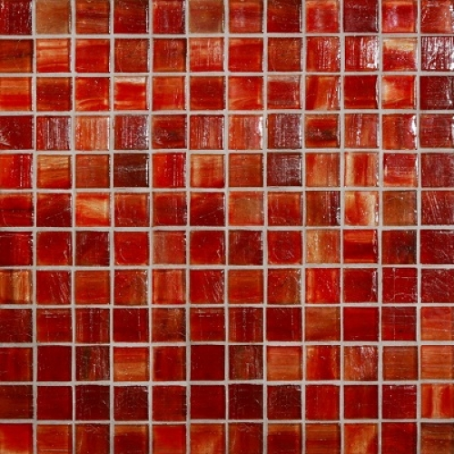 Tozen 1x1 Marrakech Red Natural