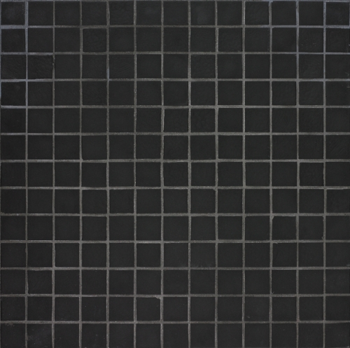 Oceanside-Black Matte 350 Mosaic