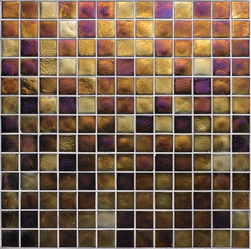 Oceanside-Bronze Iridescent 048 Mosaic
