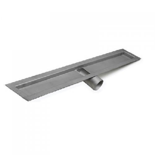 HYDROBAN Linear Drain Side Outlet 9406-6560-TI-SO