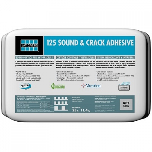 125 Sound & Crack Adhesive 0125-0025-21