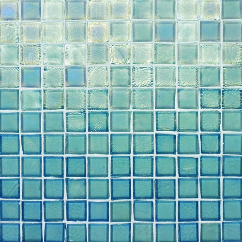 Iridescent Mosaic Tile Pacific 024