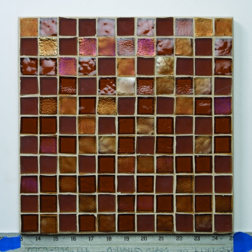 Mosaic Tile Blends Cinnabar