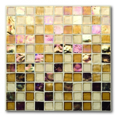 Mosaic Tile Blends Coppertone