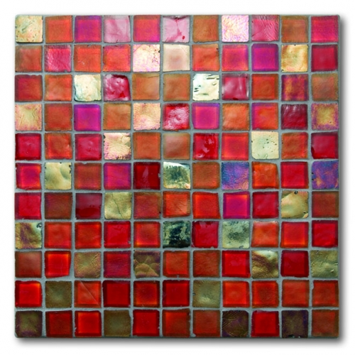 Mosaic Tile Blends Disco Inferno