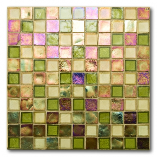 Mosaic Tile Blends Enchantment