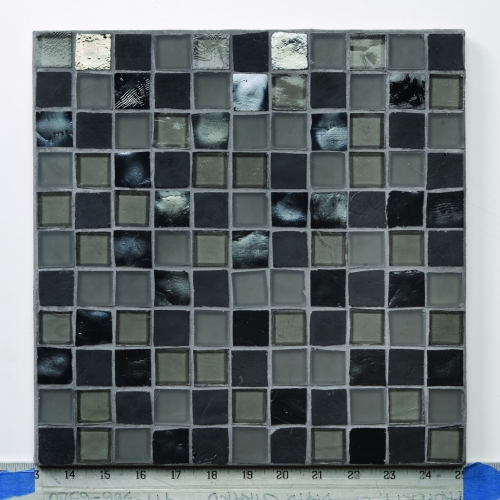Mosaic Tile Blends Obsidian