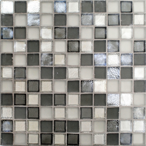 Mosaic Tile 1x1 Straight Set Pattern
