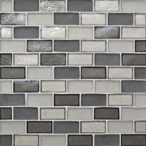 Mosaic Tile 1x2 Offset Joint Pattern