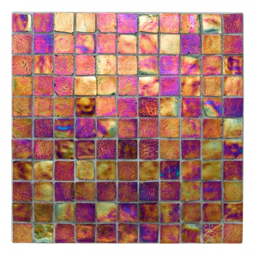 Iridescent Mosaic Tile Incense 957