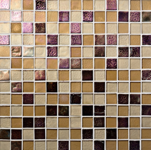 Oceanside-Copper Tone Mosaic Blend